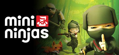Mini Ninjas Cover Image
