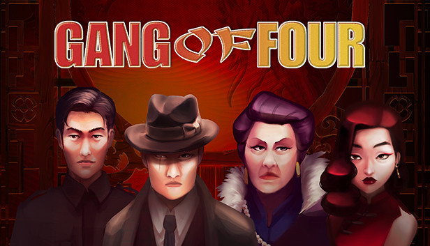 Gang of Four on Steam