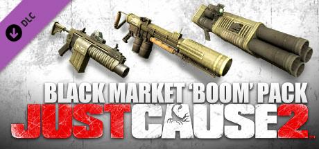 Just Cause 2: Black Market Boom Pack DLC