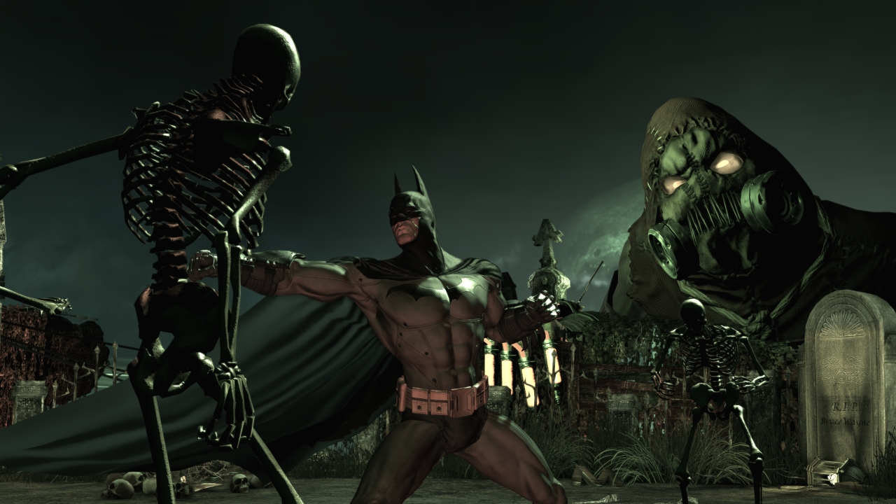 BATMAN ARKHAM ASYLUM GAME OF THE YEAR EDITION V1.1 FREE DOWNLOAD