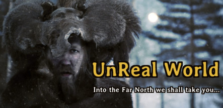 UnReal World Cover Image
