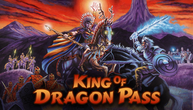 King of Dragon Pass в Steam