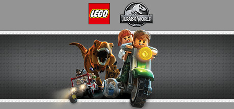 Teaser for LEGO® Jurassic World