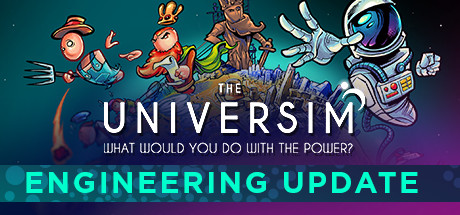 The Universim Cover Image