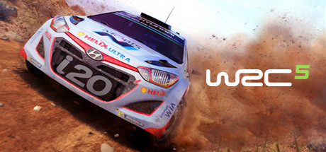 WRC 5 FIA World Rally Championship Cover Image