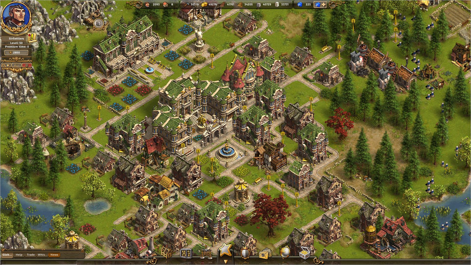 Steam  The Settlers Online  Begivenheder
