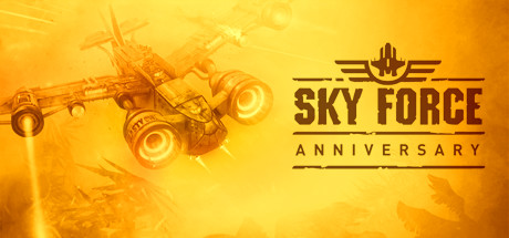 Sky Force Anniversary Cover Image