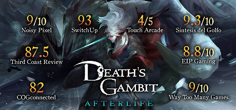 Death's Gambit Cover Image