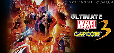 ULTIMATE MARVEL VS. CAPCOM 3 Cover Image