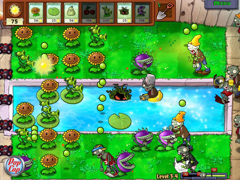 Zombie download vs plant Plants Vs