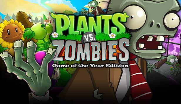 Plants vs. Zombies GOTY Edition в Steam