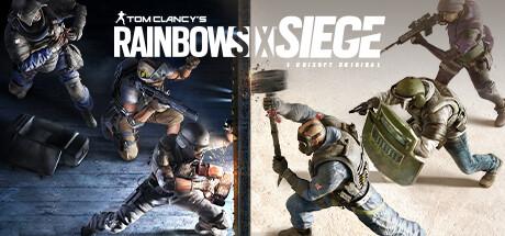 Tom Clancy's Rainbow Six® Siege Cover Image