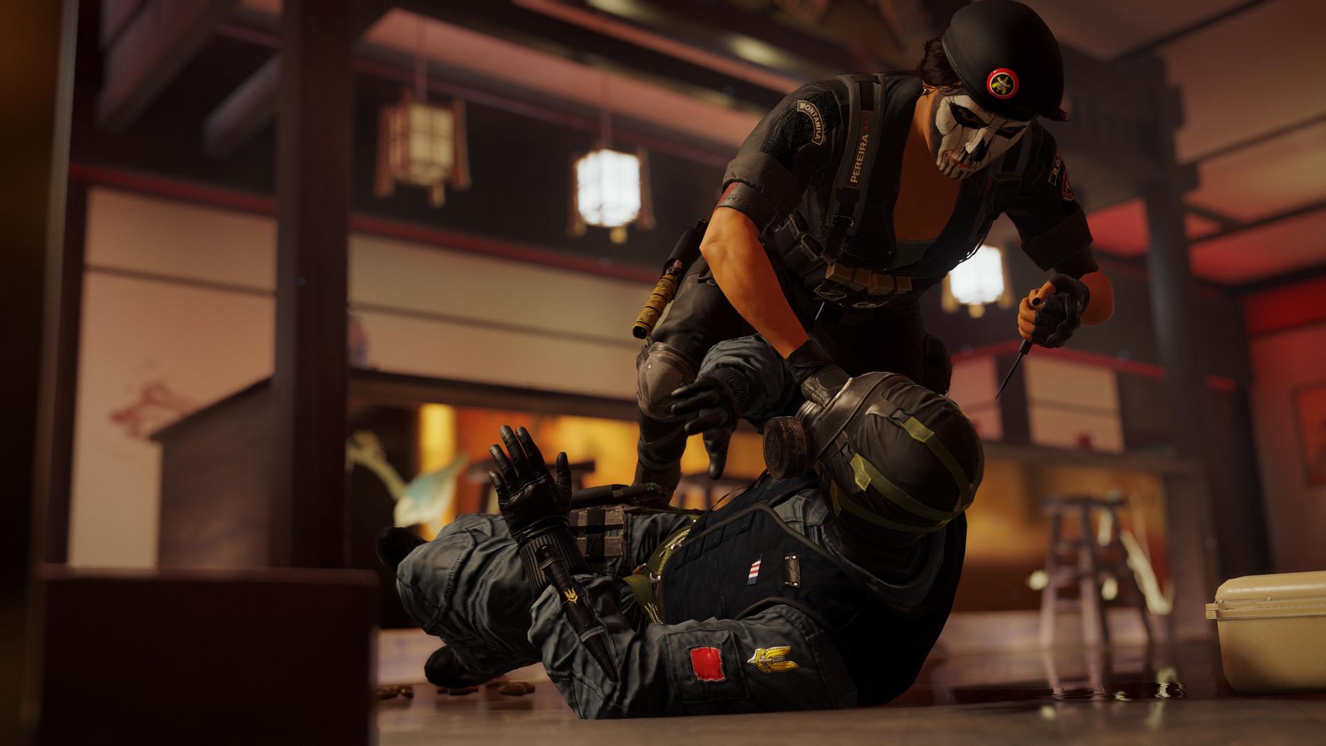 Tom Clancy S Rainbow Six Siege On Steam