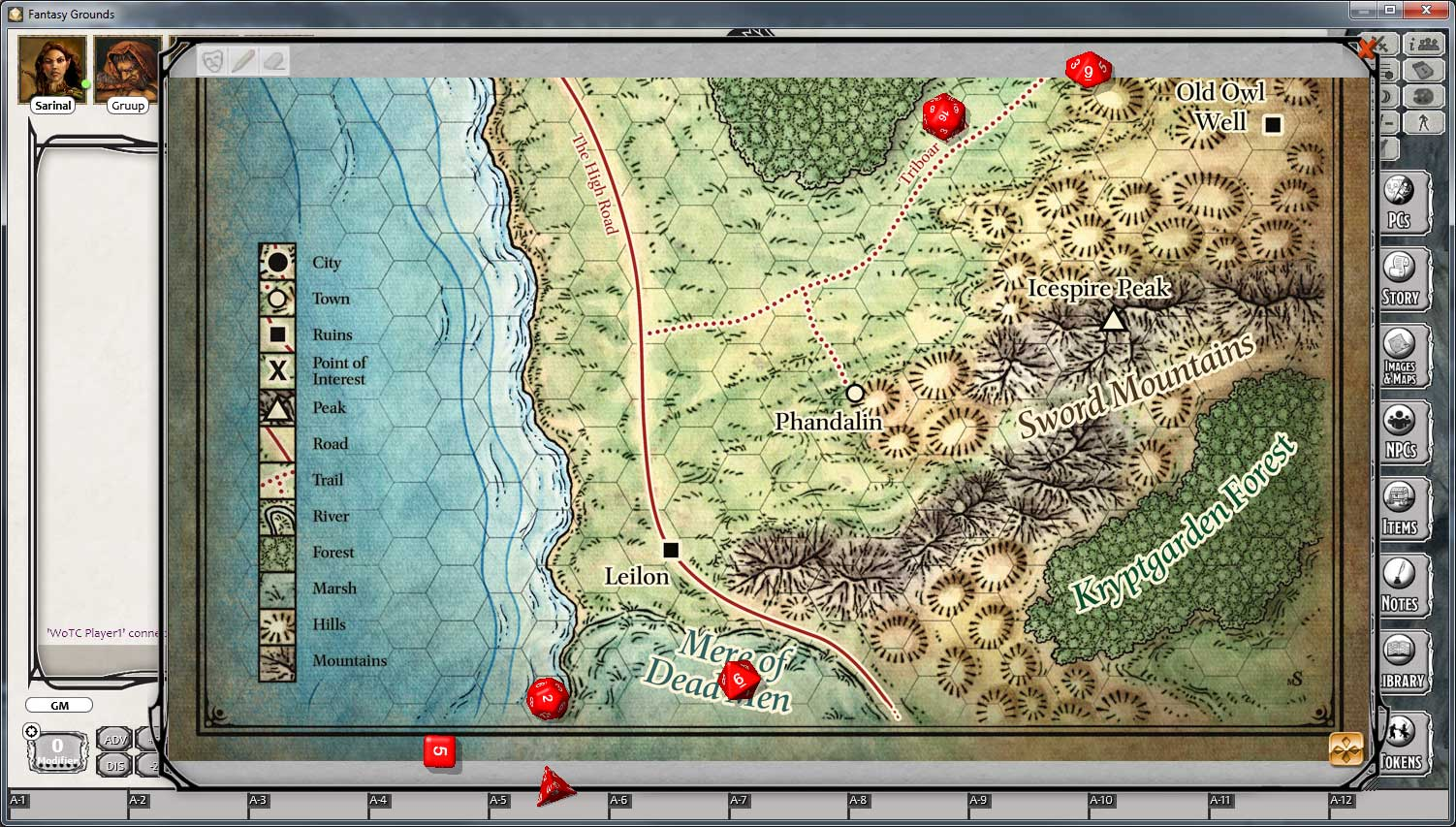 Fantasy Grounds D D Lost Mine Of Phandelver On Steam