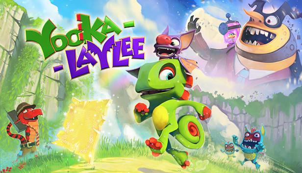 Save 80% on Yooka-Laylee on Steam