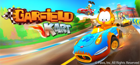 Garfield Kart Cover Image