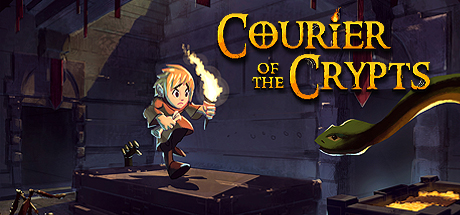Teaser for Courier of the Crypts