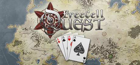 FreeCell Quest Cover Image