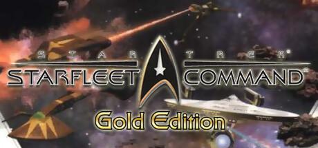 Star Trek: Starfleet Command Gold Edition Cover Image