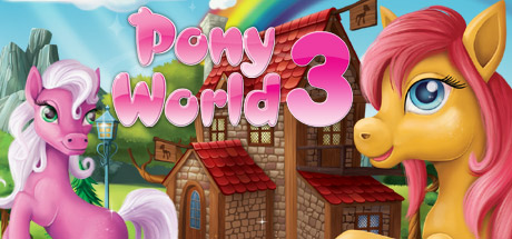 Pony World 3 Cover Image