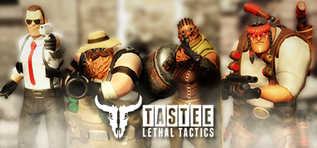 TASTEE: Lethal Tactics Cover Image