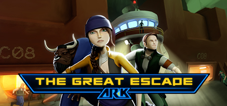 AR-K: The Great Escape Cover Image