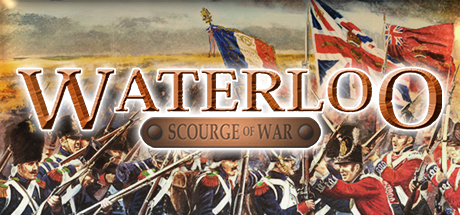Scourge of War: Waterloo Cover Image