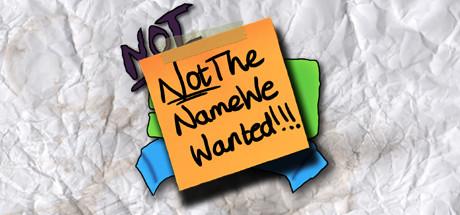 NotTheNameWeWanted Cover Image