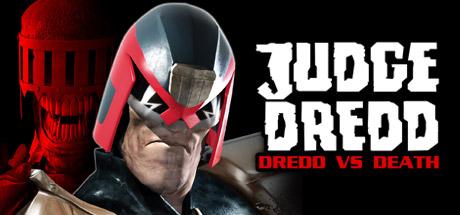 Judge Dredd: Dredd vs. Death Cover Image