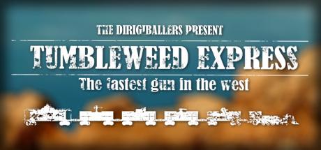 Tumbleweed Express Cover Image