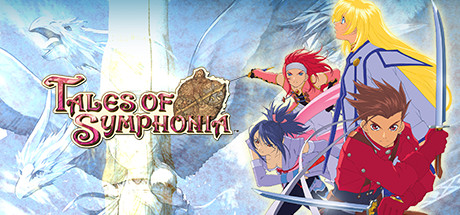 Tales of Symphonia Cover Image