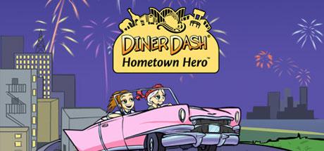 Diner Dash:® Hometown Hero™ Cover Image