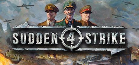 Sudden Strike 4 Cover Image