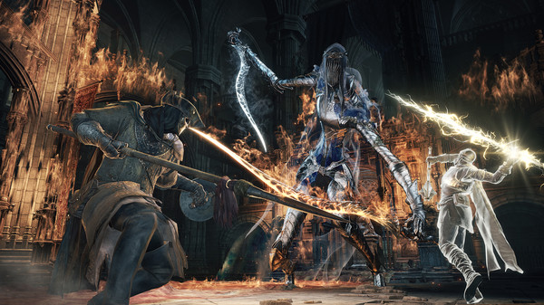 DARK SOULS III Free Steam Key 3