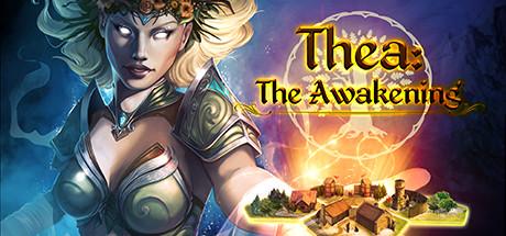 Thea: The Awakening Cover Image