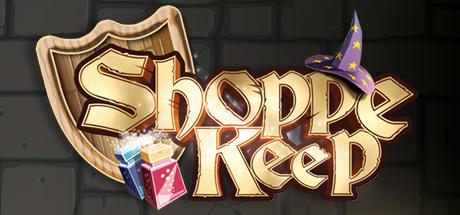 Shoppe Keep Cover Image