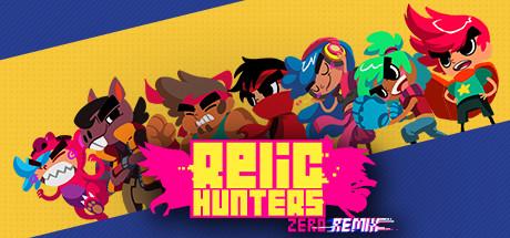 Relic Hunters Zero: Remix Cover Image
