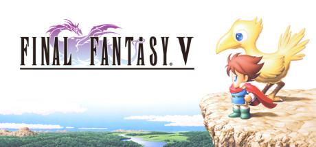 FINAL FANTASY V (Old ver.) Cover Image