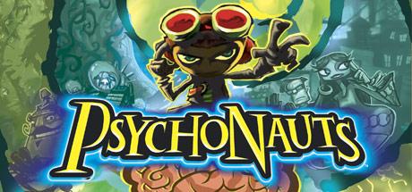 Psychonauts Cover Image