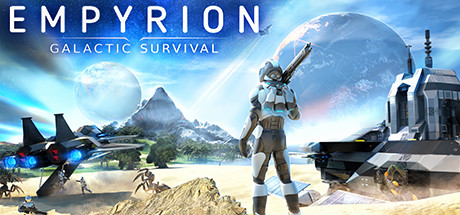 Empyrion - Galactic Survival Cover Image
