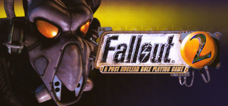 Fallout 2: A Post Nuclear Role Playing Game Cover Image
