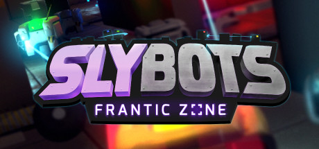Slybots: Frantic Zone Cover Image