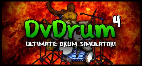 DvDrum, Ultimate Drum Simulator! Cover Image