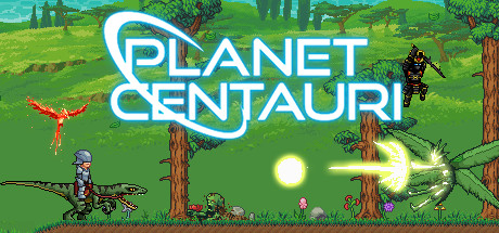Planet Centauri Cover Image