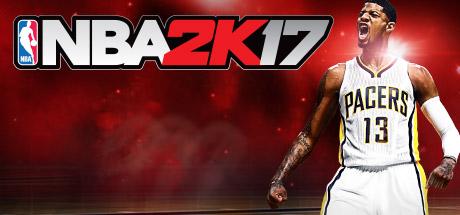 NBA 2K17 Cover Image