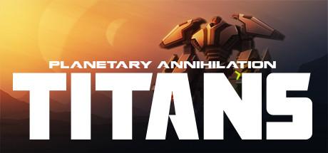 Planetary Annihilation TITANS Capa
