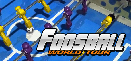 Foosball: World Tour Cover Image