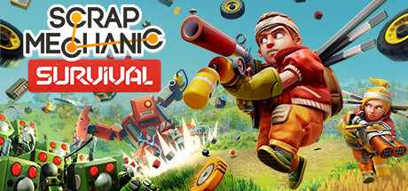 Scrap Mechanic Free Download v0.4.8.607 (Incl. Multiplayer)