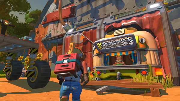 Scrap Mechanic Free Steam Key 5