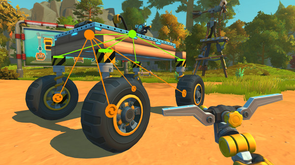 Scrap Mechanic Free Steam Key 3